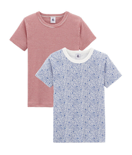 Boys' Short-sleeved T-shirt - Set of 2 . set