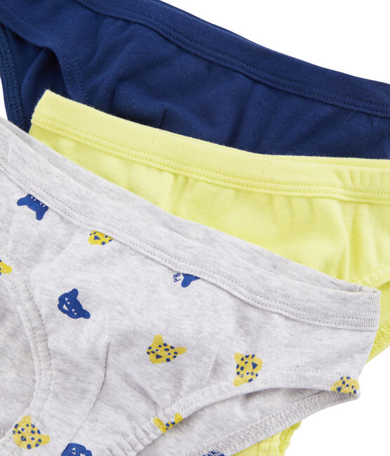 Boys' Briefs - 3-Piece Set . set