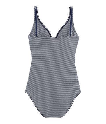 Women's sleeveless bodysuit in extra fine jersey