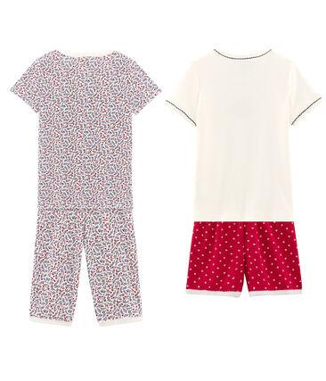 Gril's Pyjamas - Set of 2