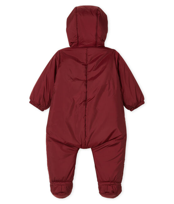 Unisex Babies' Snowsuit Ogre red