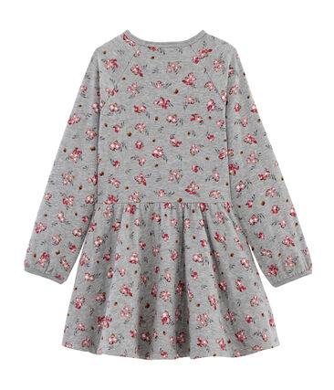 Girls' Print Dress