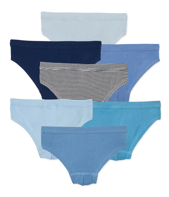 Surprise clutch of 7 boys briefs . set
