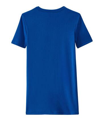 Women's T-shirt in heritage rib