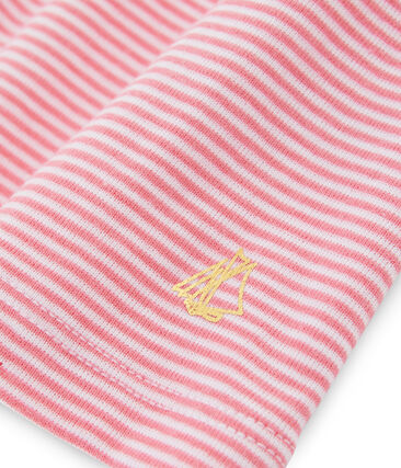 Baby girls' striped blouse