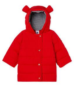 Baby Girls' Microfibre Down Jacket