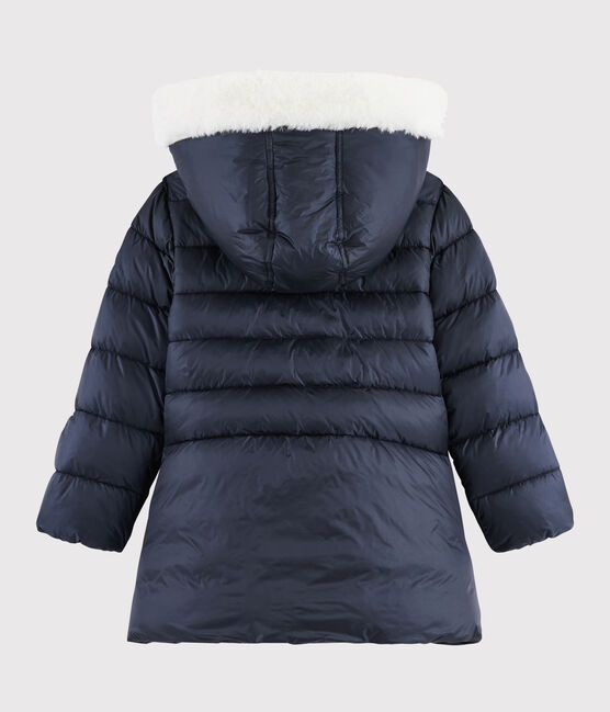 Girls' puffer jacket SMOKING