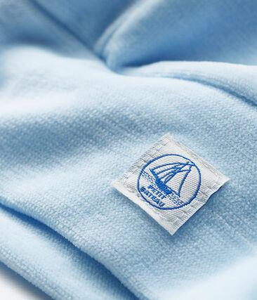 Newborn Babies' Velour Bonnet