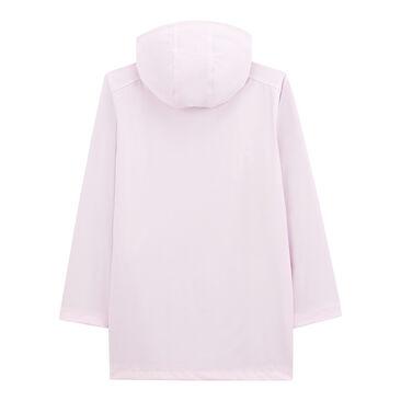 Iconic women's raincoat Vienne pink