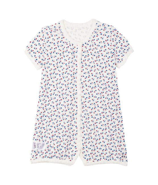 Baby Girls' Shortie Marshmallow white / Multico Cn white