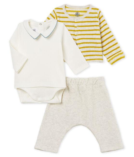 Unisex baby clothing - 3-piece set . set