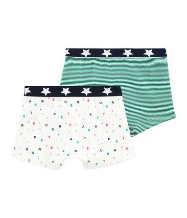 Boys' Boxer Shorts - 2-Piece Set