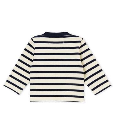 Unisex baby's iconic breton top