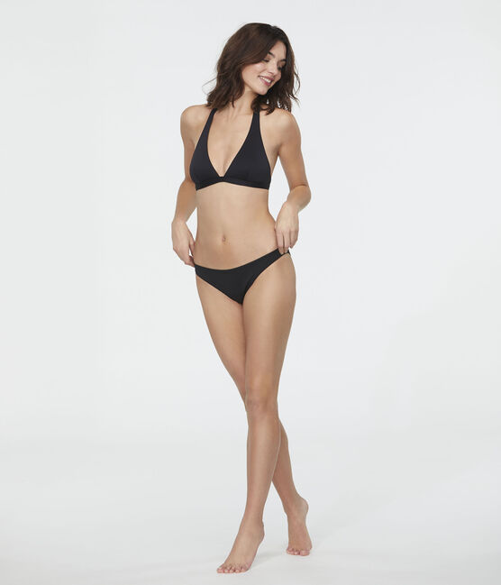 Two-Piece Swimsuit Noir black