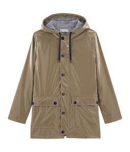 Unisex glossy Raincoat