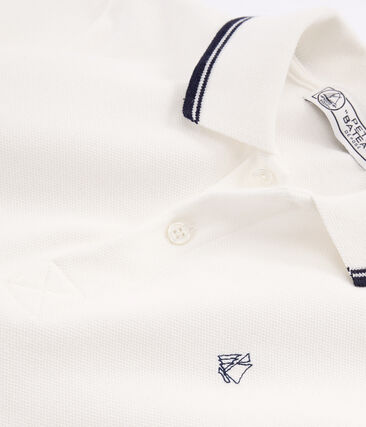 Boys' Short-sleeved Polo Shirt