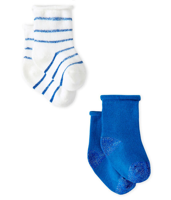 Baby Girls' Light Socks - 2-Piece Set . set