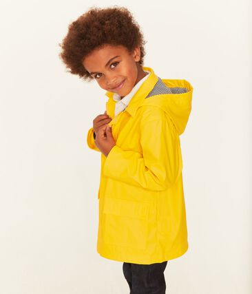 Iconic Children's Raincoat Jaune yellow