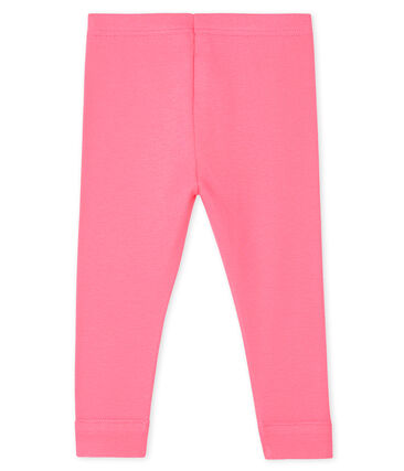 Baby Girls' Leggings Cupcake pink