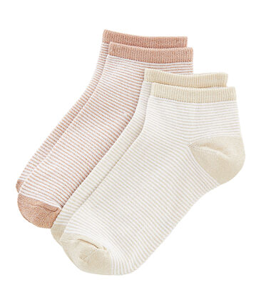 Set of short socks