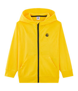 Boy's Sweatshirt Shine yellow