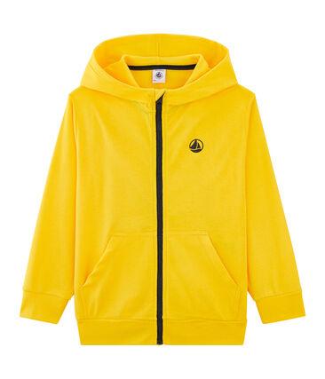 Boy's Sweatshirt Shine yellow