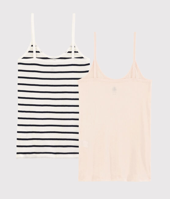 Women's Strappy Top - 2-Pack . set