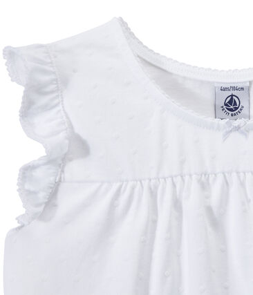 Girls' Fine Cotton short Pyjamas