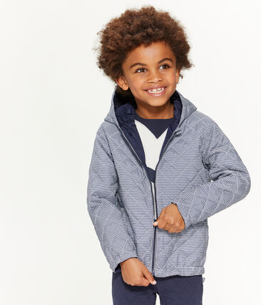 Unisex Children's Warm Reversible Windbreaker