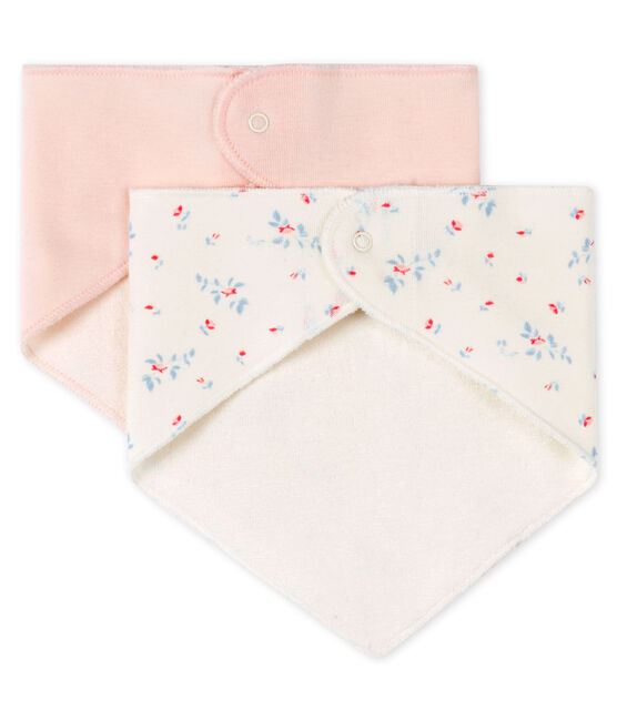 Baby boys' cotton bandanna/bibs - 2-Piece Set . set