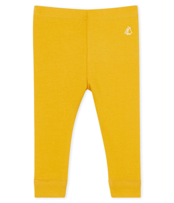 Baby Girls' Leggings Boudor yellow