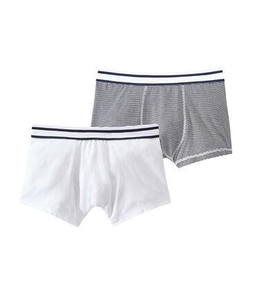 set of 2 men's boxers