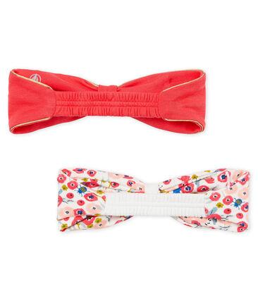 Baby girls' headbands - pack of 2 . set