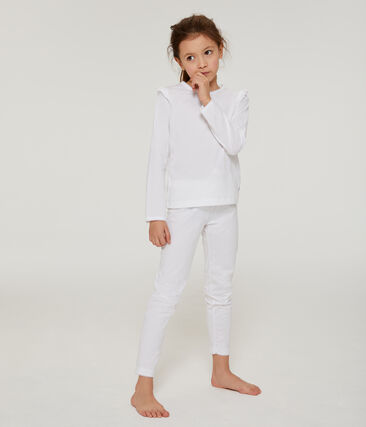 Girls' Fine Cotton Pyjamas