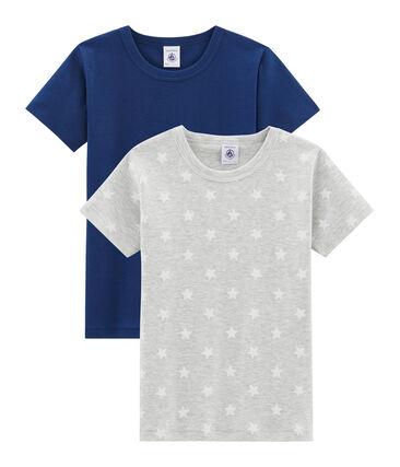 Boys' Short-sleeved T-Shirt - 2-Piece Set . set