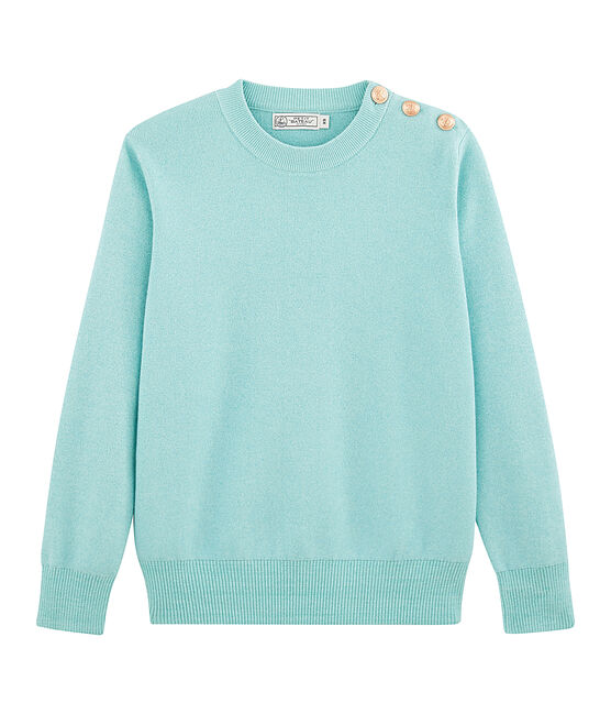 Women's Pullover Verglas Brillant blue
