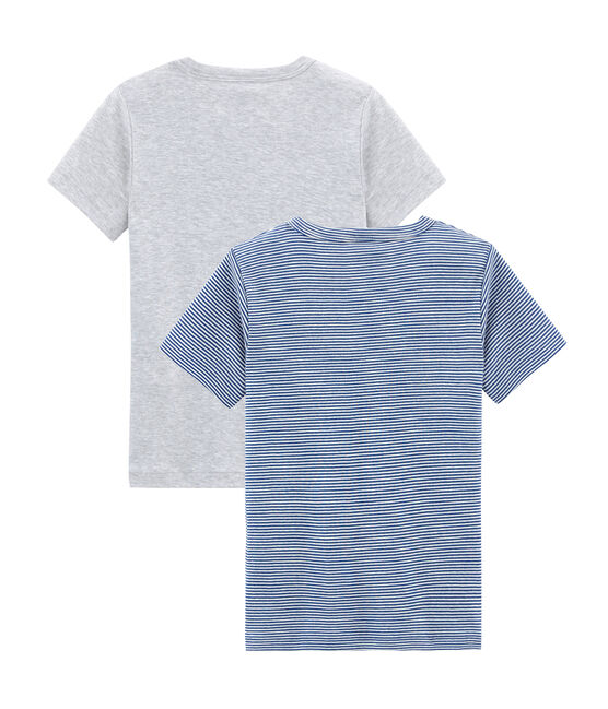 Boys' Short-sleeved T-shirt - Set of 2 . set