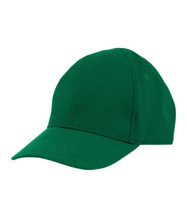 Unisex Child's Cap Ecology green