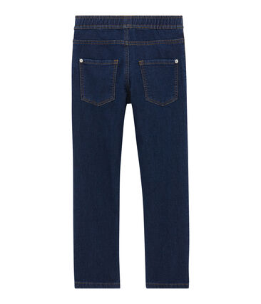 Boy's denim trousers