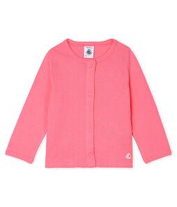 Baby Girls' Light Cardigan Cupcake pink
