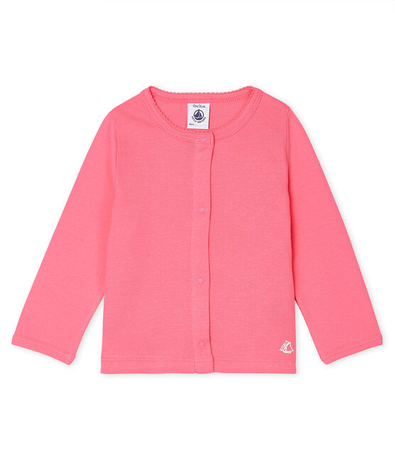 Baby Girls' Light Cardigan Cupcake pink