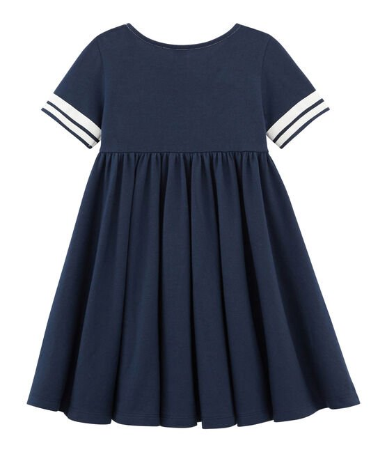 Girls' Dress Smoking blue