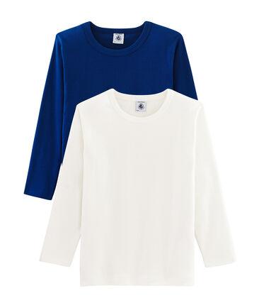 Boys' Long-Sleeved T-Shirt - 2-Piece Set