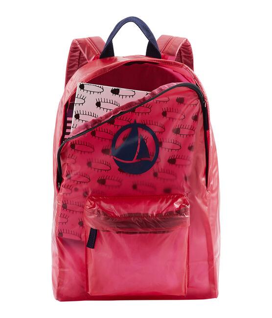Children's backpack Geisha red