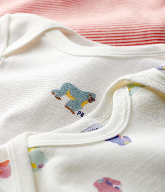 Baby Boys' Short-Sleeved Bodysuit – 3-Piece Set . set