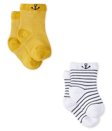 Baby Boys' Light SOcks - 2-Piece Set