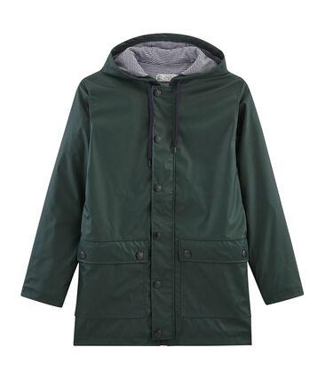 8b4c7dd29b5d iconic mixed raincoat