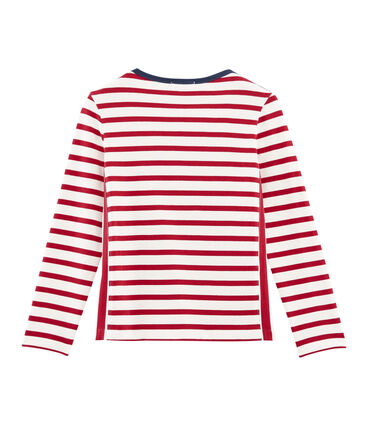 Women's stripy breton top
