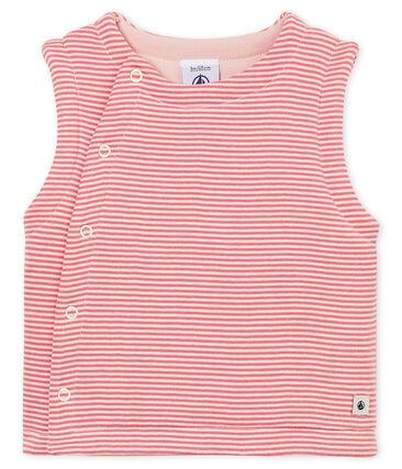Baby Boys' Ribbed Sleeveless Vest