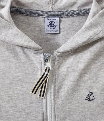 Boy's hooded sweatshirt